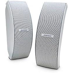 Bose - Enceintes d'extérieur 151 - Blanc