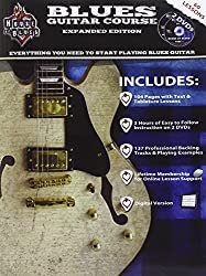House Of Blues Blues Guitar Course (House of Blues Book & DVD)