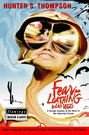 Book cover for Fear and Loathing in Las Vegas
