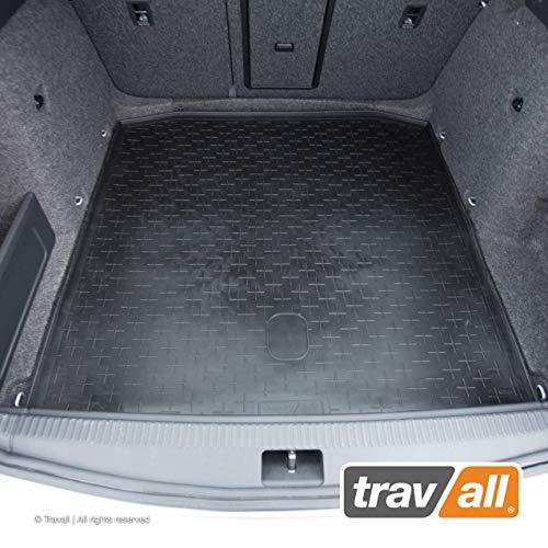 Travall® Liner Kofferraumwanne TBM1105 - Maßgeschneiderte Gepäckraumeinlage mit Anti-Rutsch-Beschichtung