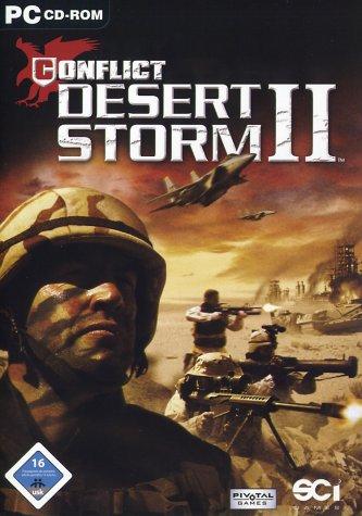 Conflict Desert Storm 2: Back to Baghdad