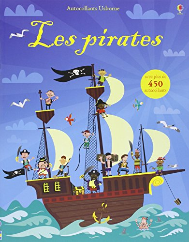 Les pirates par Paul Nicholls, Collectif