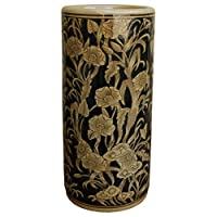 marymarygardens Art Nouveau Style Umbrella Stand Stick Stand Or Vase