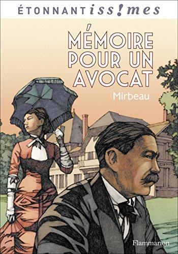 Mémoire pour un avocat et autres récits par Octave Mirbeau