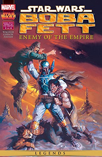 Star Wars: Boba Fett - Enemy of the Empire (1999) #3 (of 4) (English Edition)