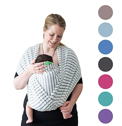 1f2a3cfe5780 Écharpes de portage 5-en-1 pour le nouveau-né   Cadeau bebé