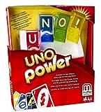 Mattel BBR60 - UNO Power, Kartenspiel