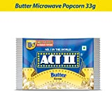 #5: Act II Microwave Butter Popcorn, 33g