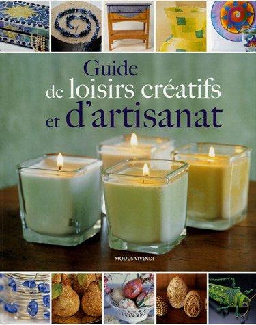 Guide de loisirs créatifs et d'artisanat