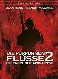 Die purpurnen Flüsse 2 - Die Engel der Apokalypse (Special Edition, 2 DVDs) [Edizione: Germania]