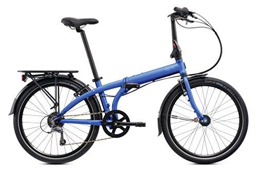 "tern Node D8 - Vélo pliant - 24"" bleu 2017 velo pliable"