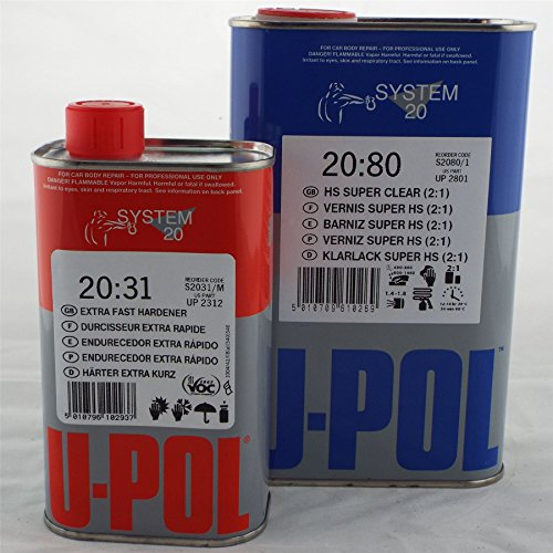 u-pol-15lt-clear-lacquer-kit-s2080-2k-hs-acrylic-1-litre-clearcoat-lacquer-upol-s2031-extra-fast-05-