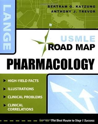 Usmle Road Map: Pharmacology (stm45)
