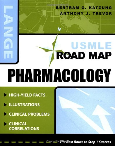 PDF-Download] Usmle Road Map: Pharmacology (stm45) Full