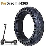 EMEBAY - Roue de pneu Cellulaire 8,5 pouces Pneu de rechange solide 8 1/2X2 pour...