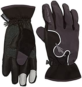 SealSkinz Men's Performance Road Cycle Gloves - Grey, Small