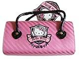 Hello Kitty Rosa Handtasche Stil Brille Fall