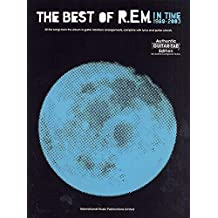 Partition : Rem Best Of In Time 1988-2003 Guit. Tab