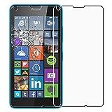 ebestStar - Microsoft Lumia 640 Panzerglas 640 LTE Dual Schutzfolie Glas, Schutzglas Displayschutz, Displayschutzfolie 9H gehärtes Glas [Lumia 640: 141.3 x 72.2 x 8.8mm, 5.0'']