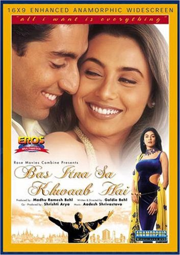 Bas Itna Sa Khwaab Hai (2001) (Hindi Film / Bollywood Movie / Indian Cinema DVD)