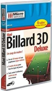 Maxi Billard 3D Deluxe
