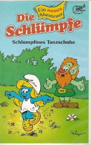 Preisvergleich Produktbild Die Schlümpfe 06 - Schlumpfines Tanzschuhe [VHS]