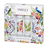 Yardley London Body Spray Collection Christmas Gift Set - Pack of 4