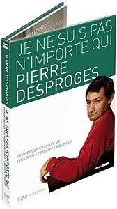 """Afficher """"Pierre Desproges - Je ne suis pas n'importe qui"""""""