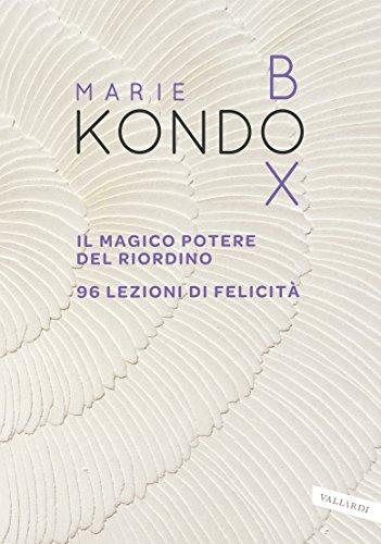 Kondo Box: Il magico potere del riordino