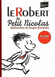 Dictionnaire Le Robert du Petit Nicolas mini +