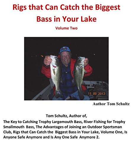 Rigs that Can Catch the Biggest Bass in Your Lake: Volume 2 of my first book; New Title Rigs. (English Edition) -