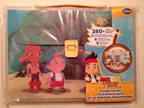 Sticker actividad Kit–Jake y el nunca Land Pirates–Pack adhesivos de juguetes nuevos st6721