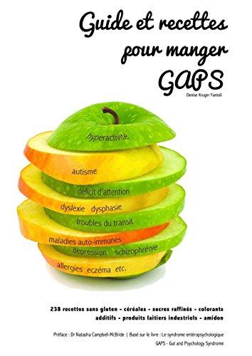 Guide et recettes pour manger GAPS