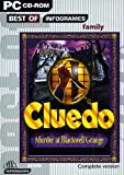 Best Atari PC Games - Cluedo: Murder At Blackwell Grange (PC CD) Review