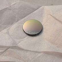 "HQ Gaas lente más energía que lente Focal ZnSe para 10.6um co2Laser engraver cortador 40W 200W D: 18mm FL: 1"", 1,5"", 2"", 2,5,"" 3"", 4"""