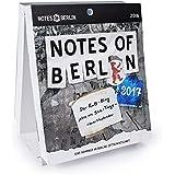 Notes of Berlin 2017: Eine Hommage an die Berliner Zettelwirtschaft