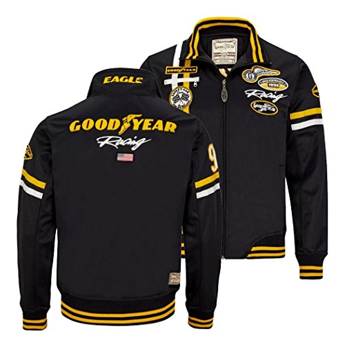 goodyear-goodyear-mens-jacket-chattanooga-zipper-sweat-a-capuche-gy-400244-noir-noir-s