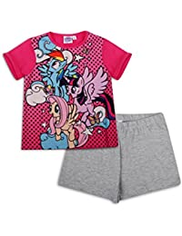 My Little Pony Pyjamas Girls Short Pjs