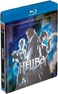 Hellboy (Director's Cut, Steelbook) [Blu-ray]