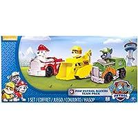 Paw Patrol - Pack DE 3 Véhicules de Secours Miniatures