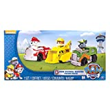 Spin Master 6024058  -  Paw Patrol Rescue Racers, 3-er Pack - Version 1 (Marshall, Rubble, Rocky)