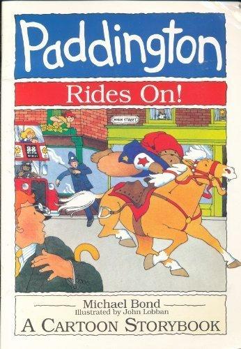 Paddington Rides On