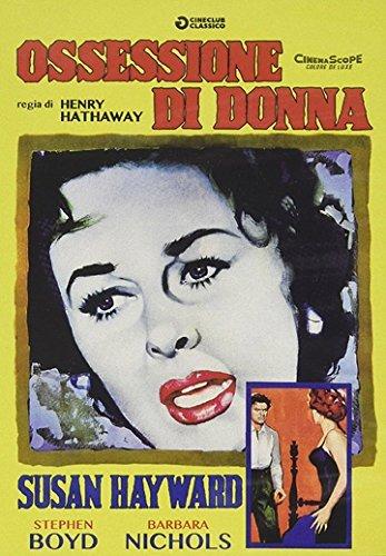 Ungebändigt / Woman Obsessed (1959) ( Snow Birch ) [ Italienische Import ]
