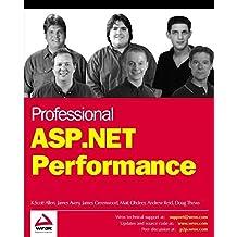 Professional ASP.NET Performance