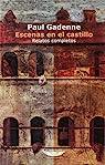 Escenas en el castillo par Gadenne