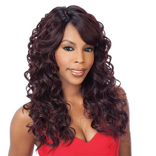 Freetress Equal Brazilian Natural Lace Deep Invisible Part Wig LACE BENTLY (1) by Unknown