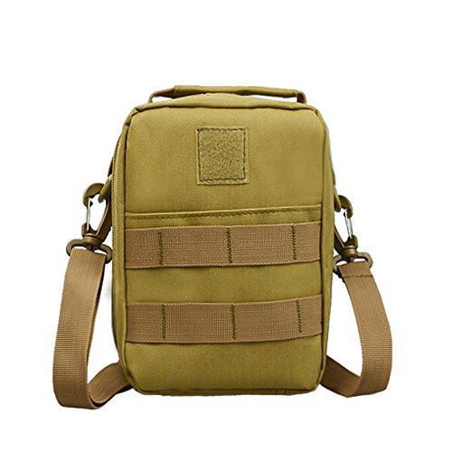 SHINING KIDS Tactical Erste-Hilfe-Kit Outdoor Camo Portable Medizin Paket Travel Home MOLLE EMT