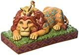 Disney Traditions A Father's Pride - Simba and Mufasa Figur