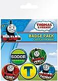 Best Thomas & Friends Friend Badges - GB eye Thomas and Friends Lot de 5 Review