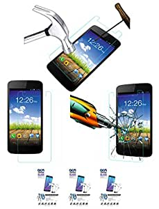 Acm Pack Of 3 Tempered Glass Screenguard For Micromax Canvas A1 Mobile Screen Guard Scratch Protector
